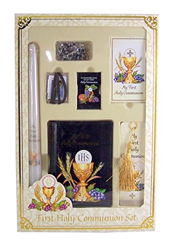 (Bread of Life My First Holy Communion Deluxe Boxed Gift Set for)