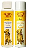 Burt's Bees For Dogs Itch Soothing Shampoo and Oatmeal Conditioner Bundle - (1) Each