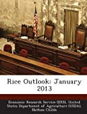img - for Rice Outlook: January 2013 book / textbook / text book