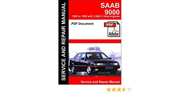 saab 9000 1985 1998 service and repair manual cd group of authors rh amazon com Used 1997 Saab 9000 Incentive 1997 saab 900 owners manual pdf