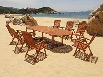 Gartenmöbel Set Holz Teilig ~ Gartenstühle holz weiß saigonford