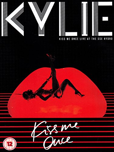 (KISS ME ONCE: LIVE AT THE SSE HYDRO [DVD])