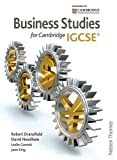 img - for Business Studies for IGCSE book / textbook / text book