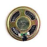 Areyourshop 1Pcs 40mm 8 ohm 0.5W Woofer Small Trumpet Loudspeaker Magnet Horn Speaker