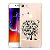 iPhone 8 Case, GoldSwift Clear Case with Designed - Best Reviews Guide