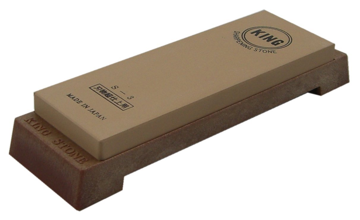 KING 6000 Grit Deluxe Water Stone