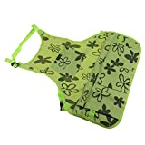 Fityle Utility Work Apron Tool Pocket Woodworking Gardening Craft Mechanic Woodshop Pockets Aprons Green/Brown Select - Green, 60x65x2cm