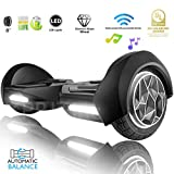 "XPRIT 8"" Self-Balancing Hoverboard Outdoor and Street Type w/Bluetooth Speaker"