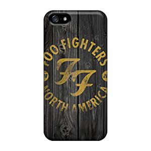 AlainTanielian Iphone 5/5s Durable Hard Phone Cover Support Personal Customs High-definition Foo Fighters Series [bCM6166IPQb]