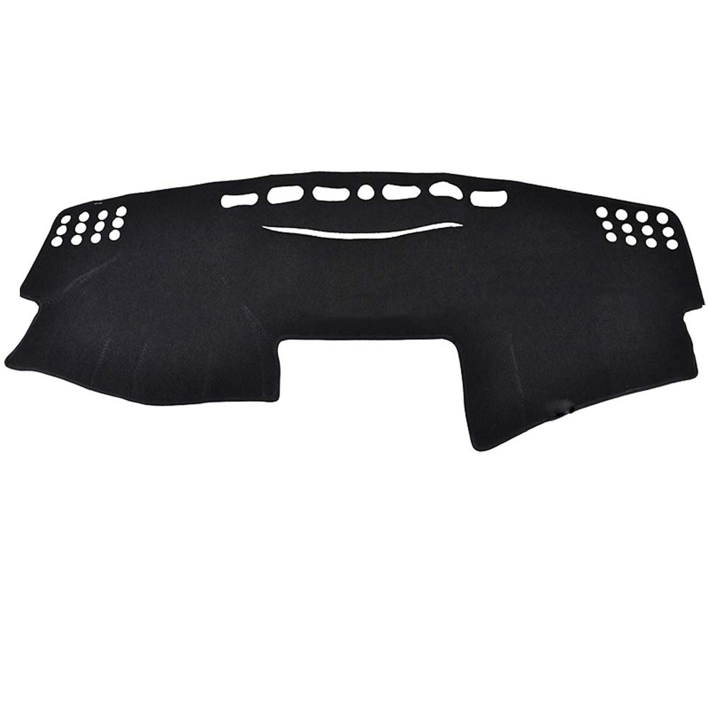 AUCD Car Dashboard Cover Dash Mat for Kia Optima K5 2011 2012 2013 2014 2015 Non-Slip Dashboard Pad Carpet Anti-UV Sun Shade