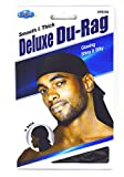 deluxe Dream Deluxe Du-Rag - Smooth & Thick, Superior Quality, Stretchable, Wrinkle Free, 100% Polyester