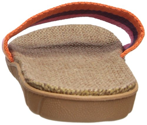 Linen Orange Skidproof House CoCo Unisex Slippers Stripes Urban tqSwRq