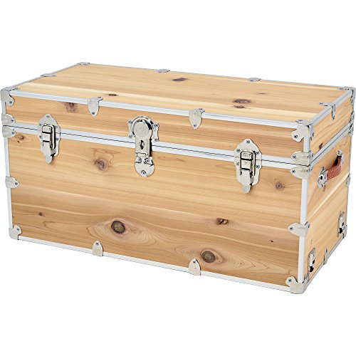 b6cf7b88b1a7d Rhino Trunk and Case Knotty Cedar Trunk, XX-Large