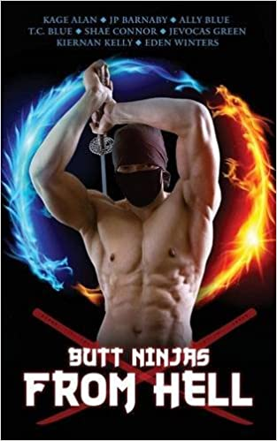 Butt Ninjas from Hell: Amazon.es: Kage Alan, Jp Barnaby ...