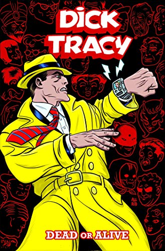 Pdf Graphic Novels Dick Tracy: Dead or Alive