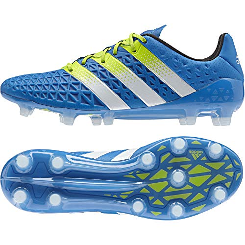 Uomo ftwr ag White Solar Fg 1 Scarpe Blu Ace Slime semi Calcio shock 16 Adidas Da Blue 4nwTUqpx
