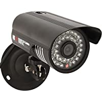 ICAMI HD CCTV Security Camera Outdoor 1200TVL Bullet Camera Waterproof Night Vision Surveillance 50ft