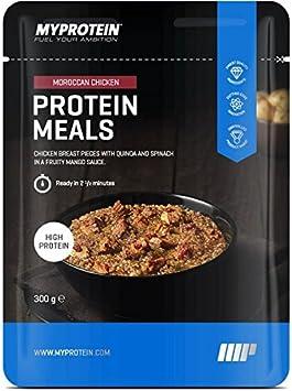 MyProtein Protein Meal Plato Rico en Proteína, Sabor Pollo ...