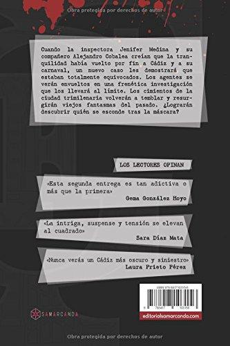 El asesino de comparsistas II: Tras la máscara (Spanish Edition): Fernando Macías: 9788417103156: Amazon.com: Books