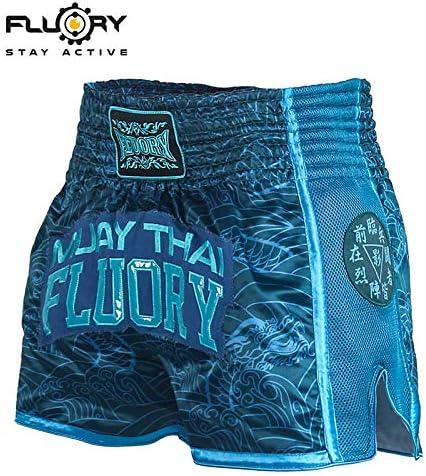 FLUORY Muay Thai Shorts