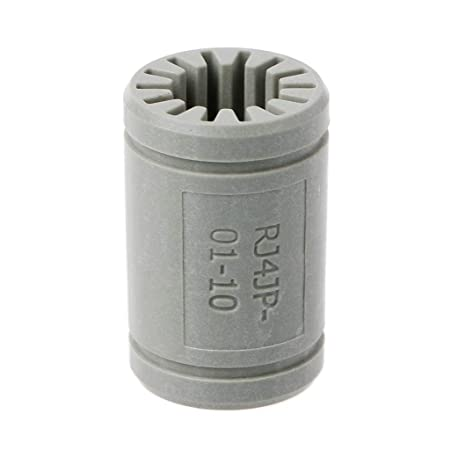 Zuanty - Impresora 3D de polímero LM10UU, rodamiento de 10 ...