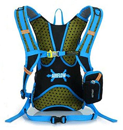 Outdoor Ultra–Licht Kapazität Rucksack Reise Wasserdicht Klettern Bag weiblich Sports Bag Umhängetasche männlich Radfahren Rucksack