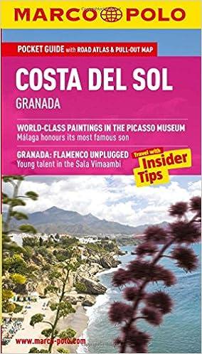 Costa Del Sol Granada Marco Polo Pocket Guide Marco Polo Travel Guides