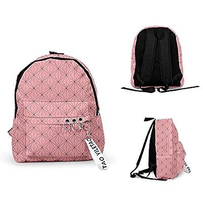 Julymoda Demon Slayer Cosplay Backpack, School Bag for Student | Kids' Backpacks