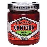DESERT PEPPER TRADING, SALSA, CANTINA, MILD - Pack of 6
