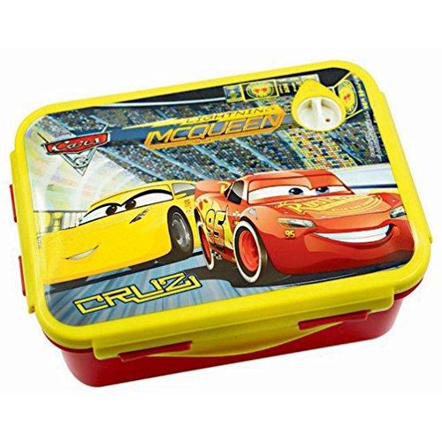 "CARS 3 ""Movie"" Lunchbox - Brotdose - Portamarenda - boite a gouter - caja de almuerzo"