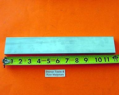 "10 Pieces 1//2/"" X 3//4/"" ALUMINUM 6061 FLAT BAR 12/"" long .50/"" Solid New Mill Stock"