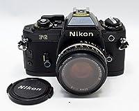 NIkon FG with Nikon 50mm f/1.8 Lens Series