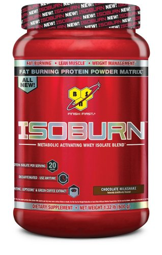 BSN ISOBURN, Chocolate, 1.32 Pound