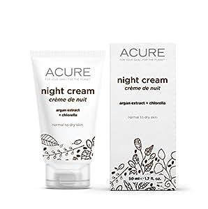 Acure Night Cream 1.7 Fl Oz