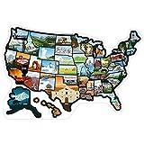 RV State Stickers United State