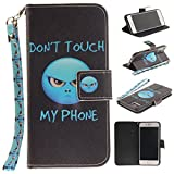 MAGQI iPhone 7 iPhone 8 Case, Leather Case,Premium