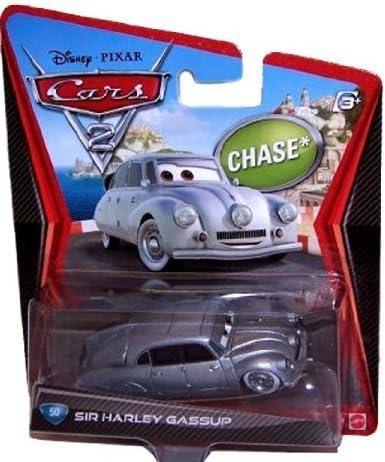 Disney Pixar cars Chase Sir Harley Gassup