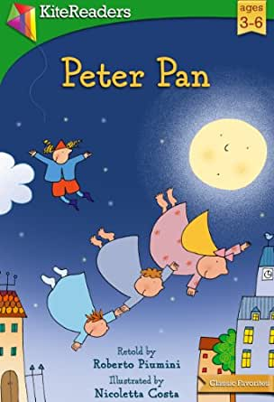 Peter Pan (Classic Favorites) - Kindle edition by Roberto