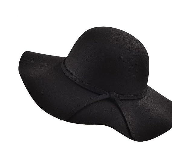 Amazon.com  Freedi Womens Sun Hat Large Wide Brim Travel Beach ... 75ae41f820da