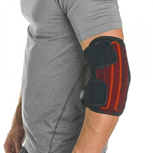 Rechargeable Heat Therapy Elbow Wrap (Small/Medium) by VentureHeat