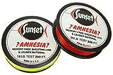 Cheap Amnesia Memory Free Monofilament Line (Fluorescent Green, 20lb)