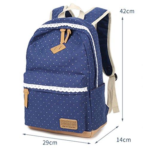 59465c2f175 OPSUN - Bolso mochila para mujer Taille Unique morado ...