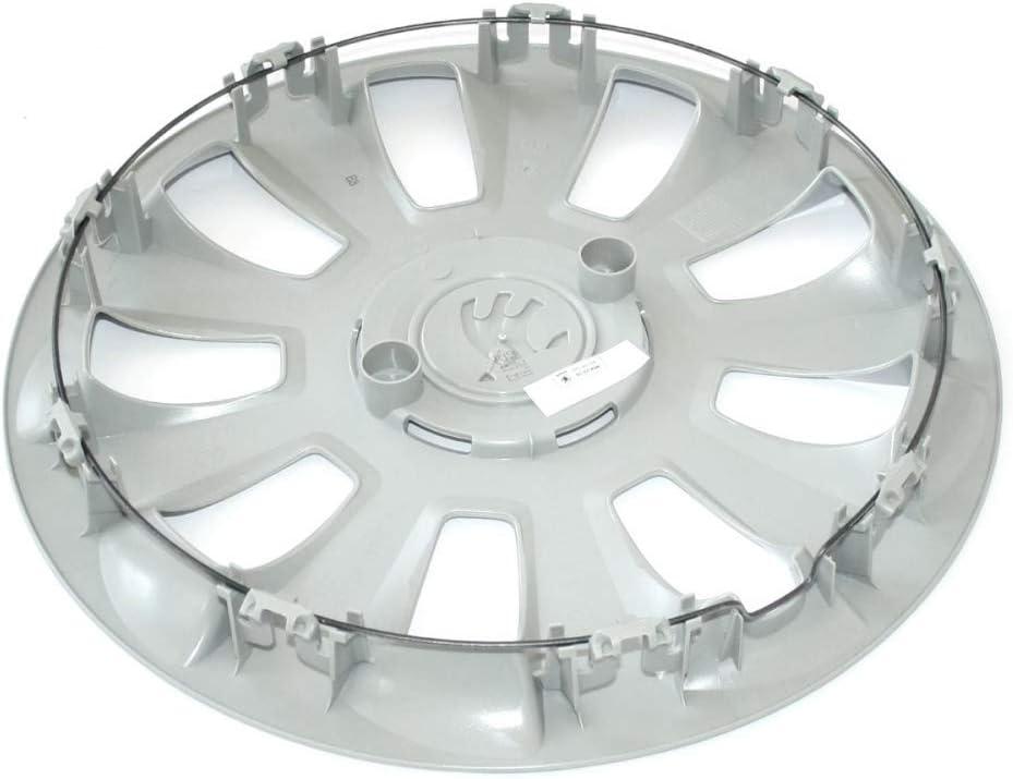 Skoda 1st071454c Radzierblenden 4 Stück Radkappen 14 Zoll Radblenden 5jx14 Stahlfelgen Silber Auto