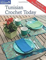 Tunisian Crochet Today (Make It Martingale)