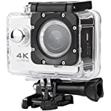 Fashion Egmy Sell Waterproof 4K SJ60 Wifi HD 1080P Ultra Sports Action Camera DVR Cam Camcorder (Silver)