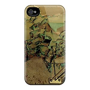 Mialisabblake Snap On Hard Case Cover Beelitz 01 Protector For Iphone 4/4s by icecream design