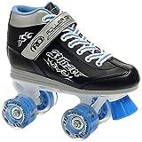 Roller Derby Boy's 1369-04 Blazer Lighted Wheel Roller Skate-04