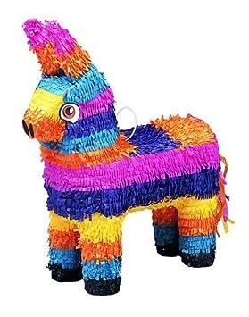 Piñata cumpleaños Burro, decoración para fiestas de ...