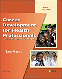 Book Career Development for Health Professionals: Success in School and on the Job, 3e