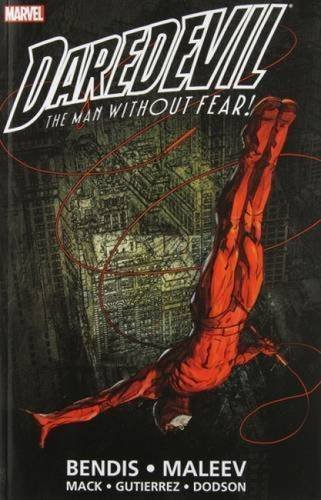 Daredevil by Brian Michael Bendis & Alex Maleev Ultimate Collection - Book 1 by Brian Michael Bendis (2010-06-30)